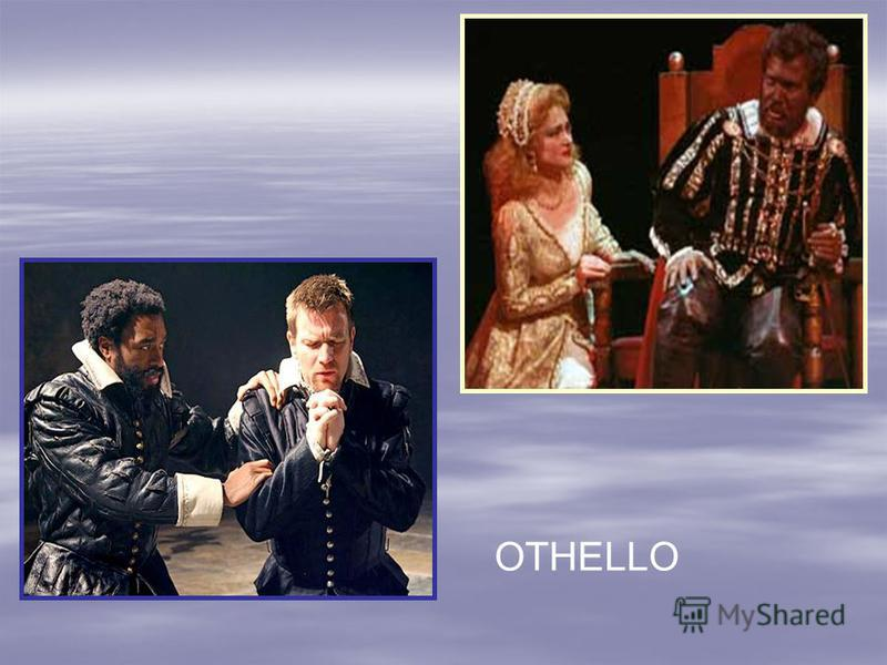 Othello is a play about love and jealousy, a play about a person who believed the lie and killed his wife whom he loved dearly.