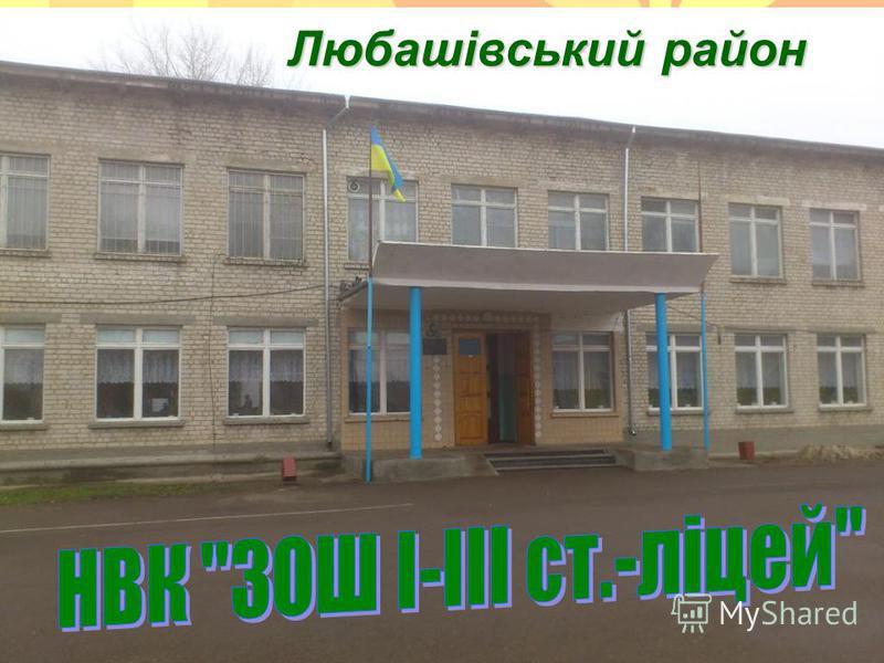 7 Любашівський район
