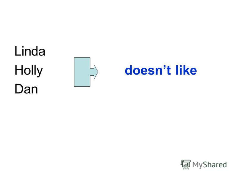 Linda Holly doesnt like Dan