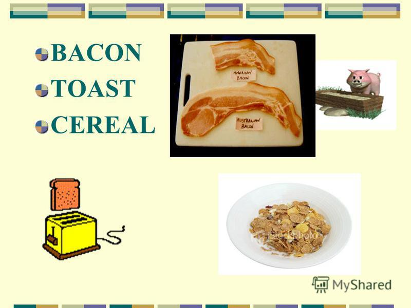 BACON TOAST CEREAL