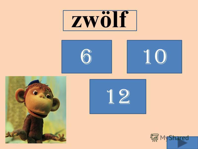 Die Zahlen Eins, zwei, drei, vier – Alle, alle zählen wir!