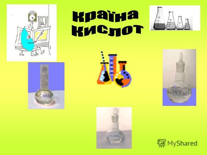 1 H2 H3 H Кількість атомів Гідрогену Кислотний залишок Cl - PO 4 3- SO 4 2- H 2 SO 4 HCl H 3 PO 4