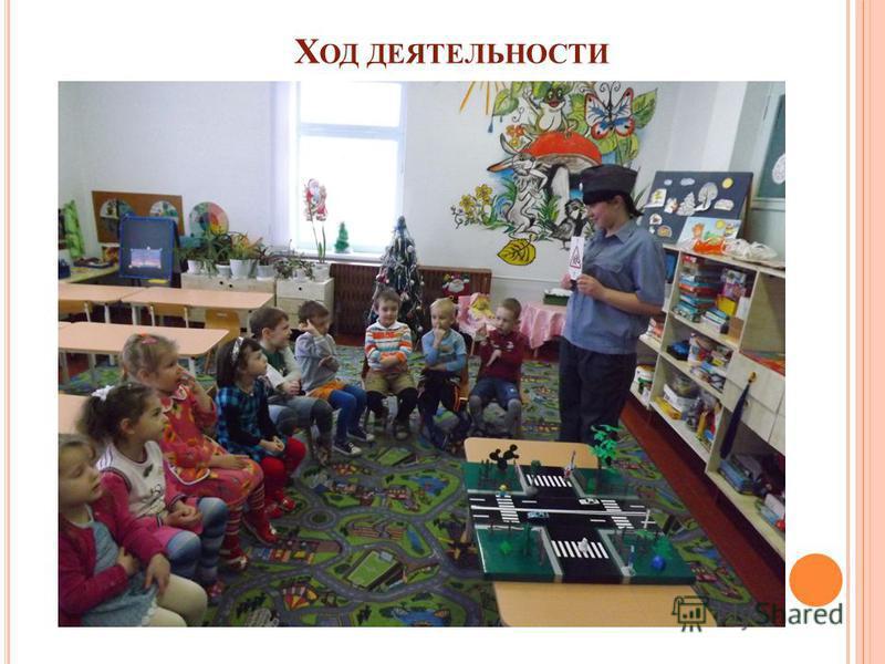 Х ОД ДЕЯТЕЛЬНОСТИ