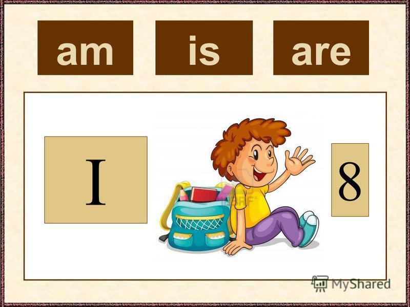 am I 8 isare