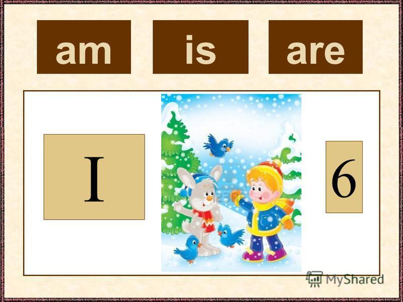 am I 6 isare