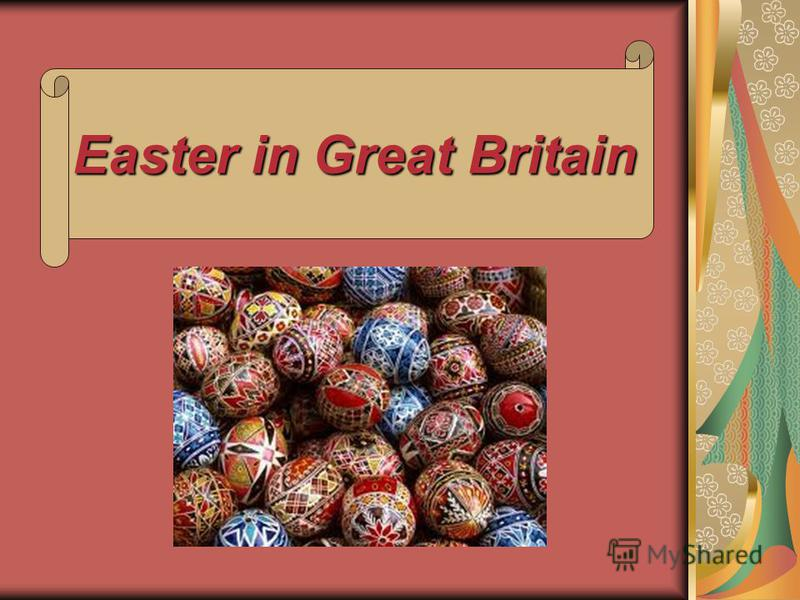 Easter in Great Britain