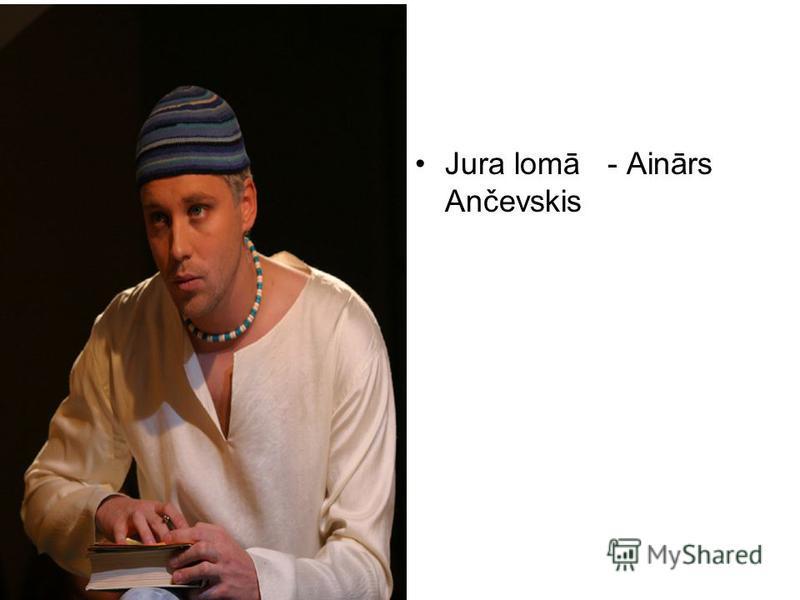 Jura lomā - Ainārs Ančevskis