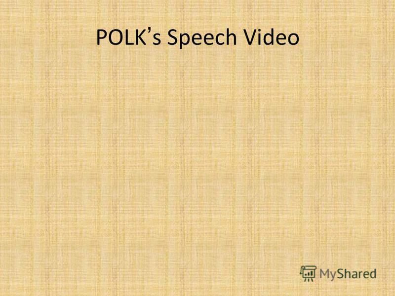POLKs Speech Video