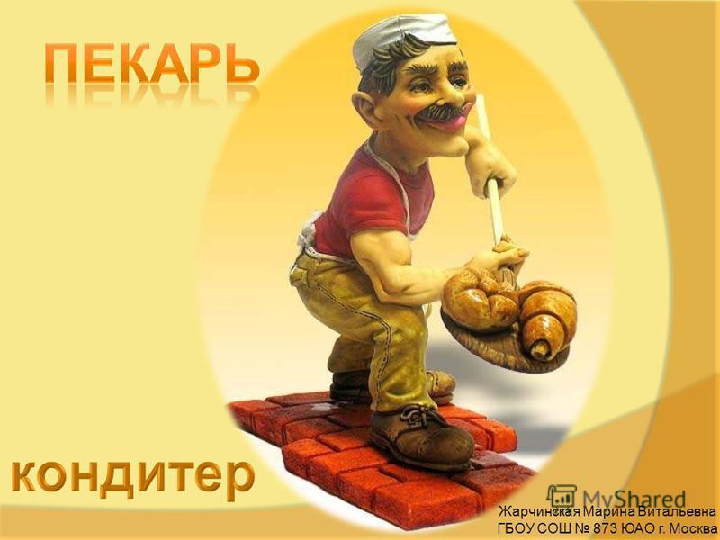 Жарчинская Марина Витальевна ГБОУ СОШ 873 ЮАО г. Москва