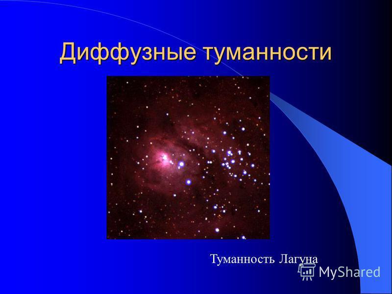 Диффузные туманности Большая туманность Ориона