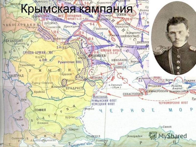 Крымская кампания