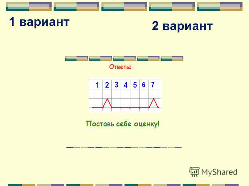 7) 1 вариант Диагонали параллелограмма равны 5 см и 6 см, является ли этот параллелограмм прямоугольником? 2 вариант Квадрат и ромб имеют равные стороны. Диагонали ромба 4 см и 6 см. Верно ли, что диагонали квадрата равны 6 см и 4 см?