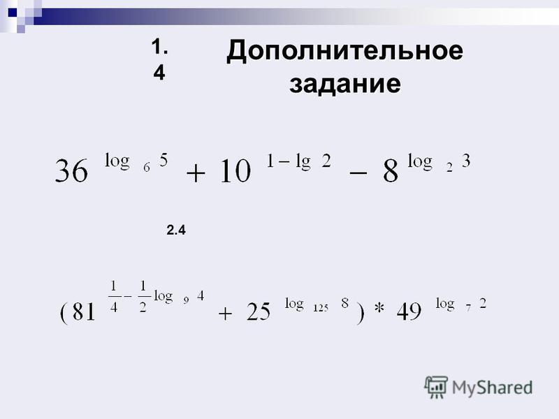 1.41.4 Дополнительное задание 2.42.4