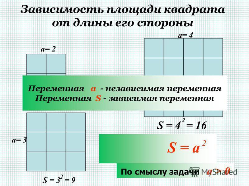 Функция. График функции. 7 класс.