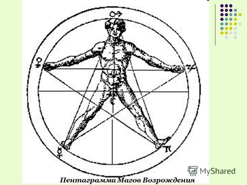 Пентаграмма Магов Возрождения