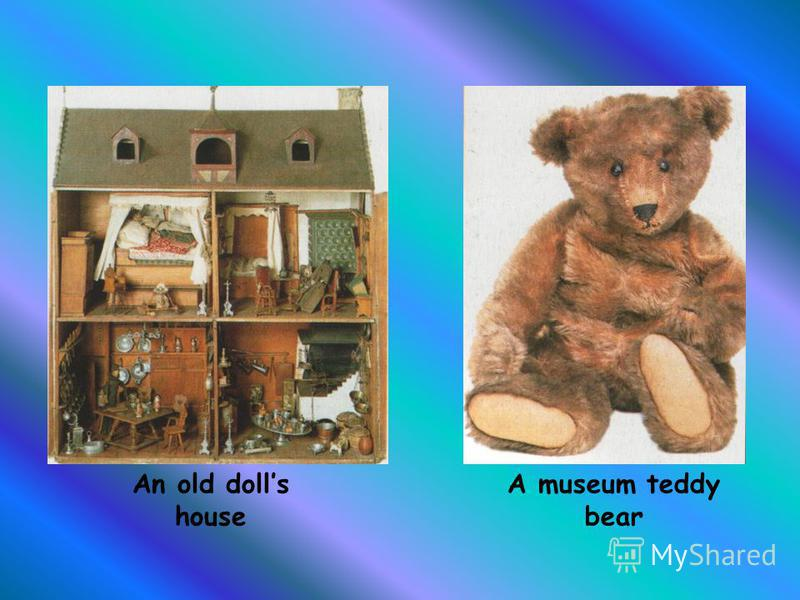 Museum of Childhood The Bethnal Green Museum of Childhood tells the story of childhood from the sixteenth century to today. It has one of collections of toys in the world. As well as toy, you can see childrens furniture and clothes, including a compl