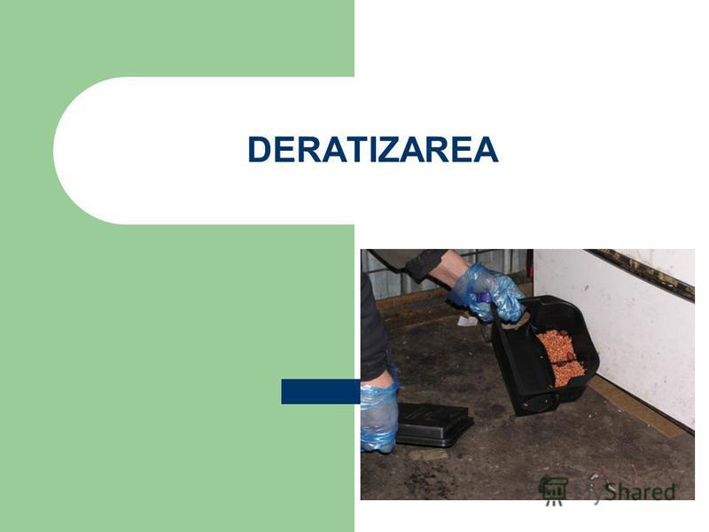 DERATIZAREA