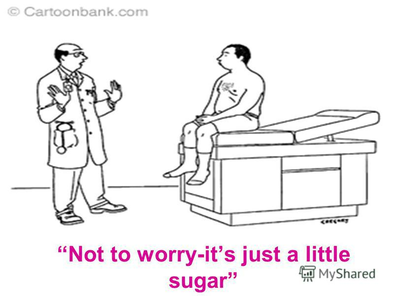Not to worry-its just a little sugar