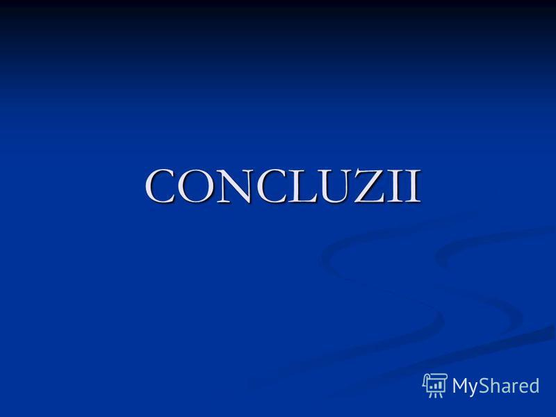 CONCLUZII