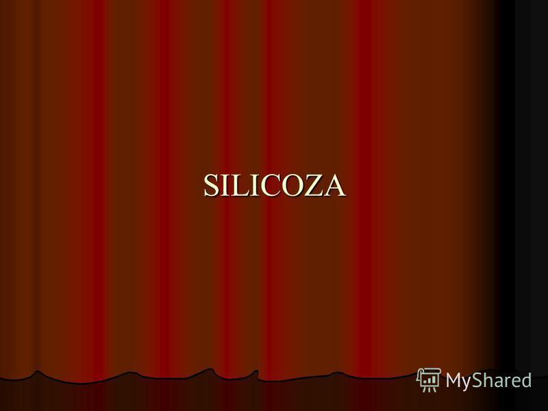 SILICOZA