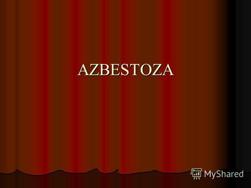 AZBESTOZA