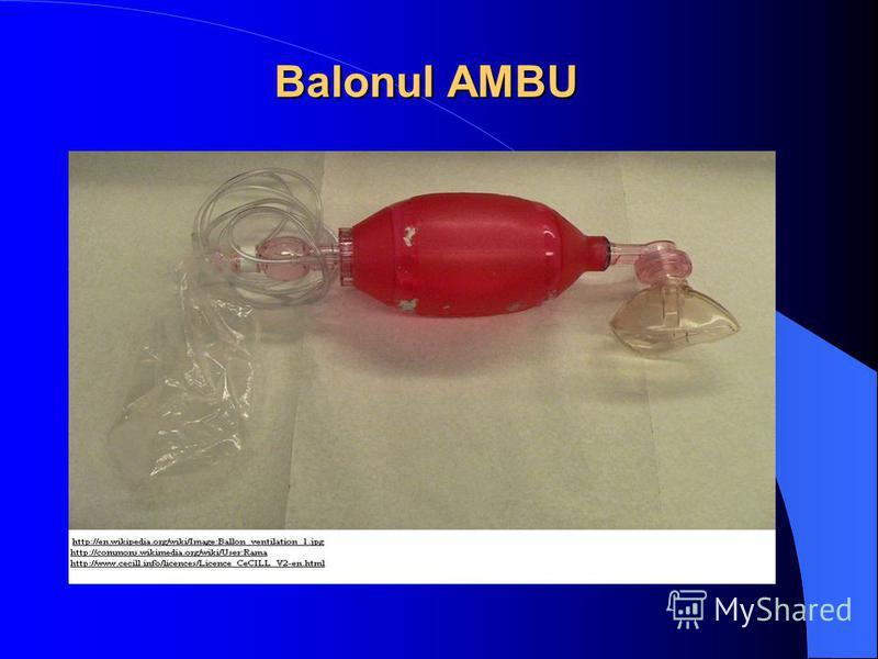 Balonul AMBU