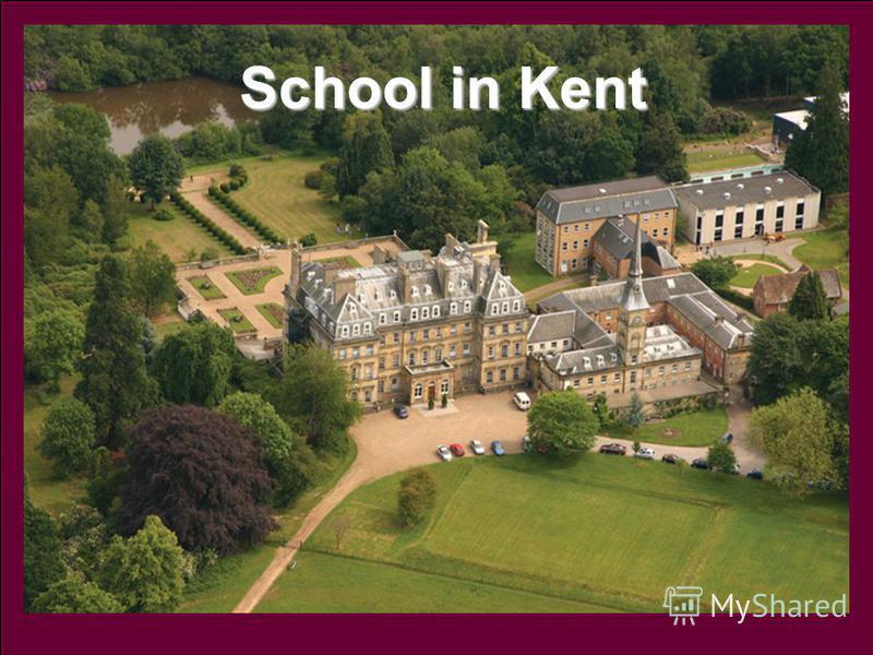 School in Kent