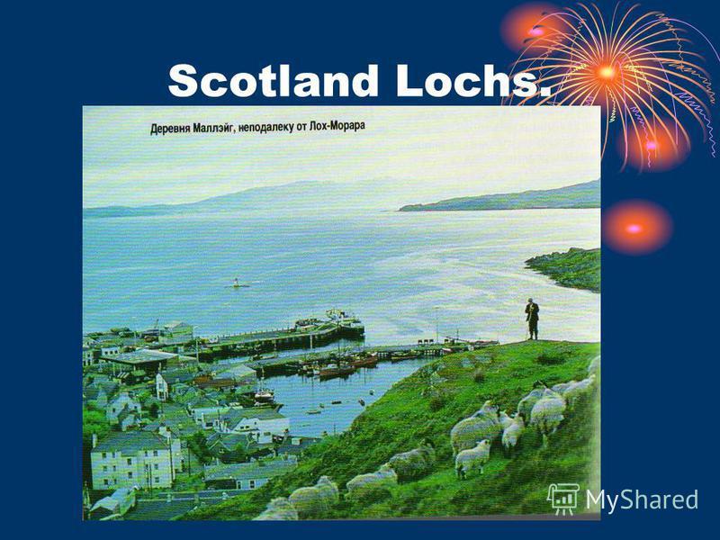 Scotland Lochs.