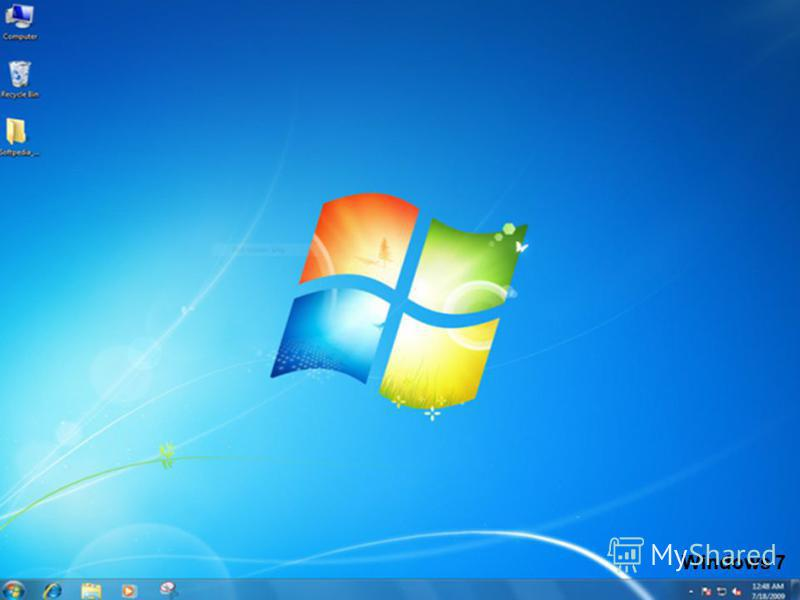 NT XP Vista Windows 7