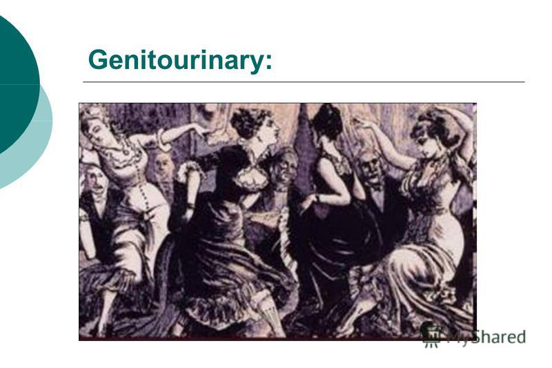 Genitourinary: