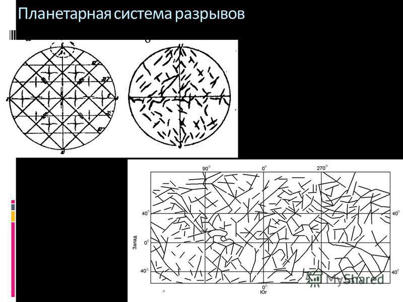 Геологи-2013_ л 10 33 Планетарная система разрывов