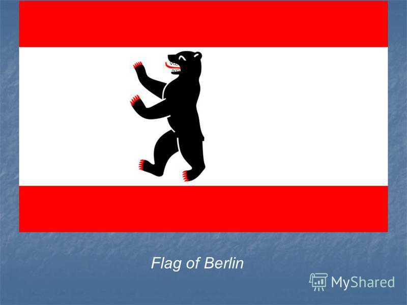 Flag of Berlin
