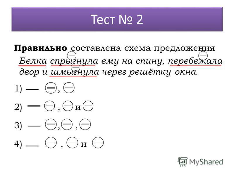 Как составить схему предложения в 1 классе пример.