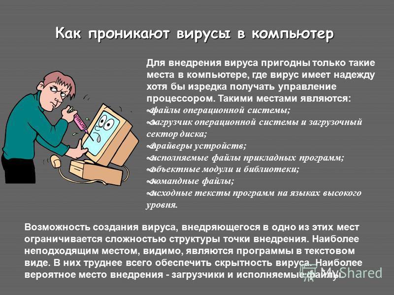 Презентация на тему Реферат по информатике на тему  3 Для внедрения