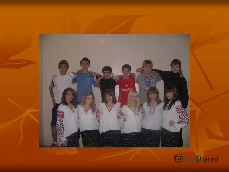 Змагання козаків старших класів