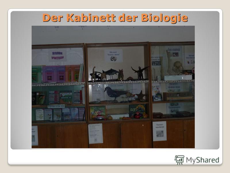 Der Kabinett der Biologie