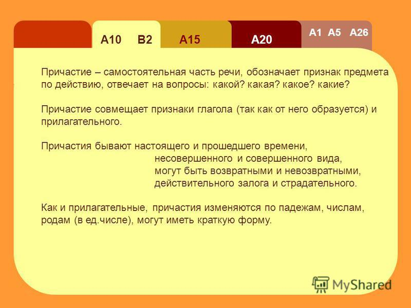 А20 А15 А10 В2 А1 А5 А26