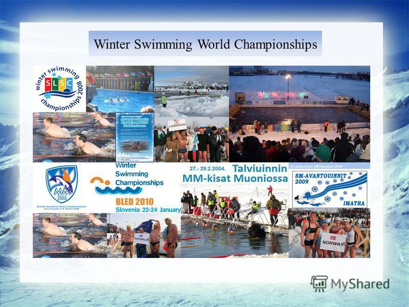 Winter Swimming World Championships