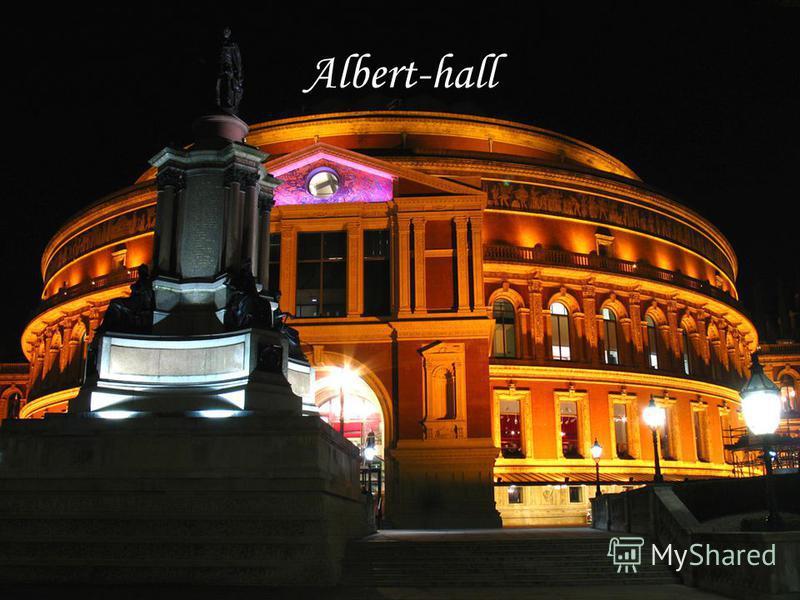 Albert-hall