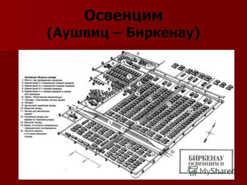 Освенцим (Аушвиц – Биркенау)