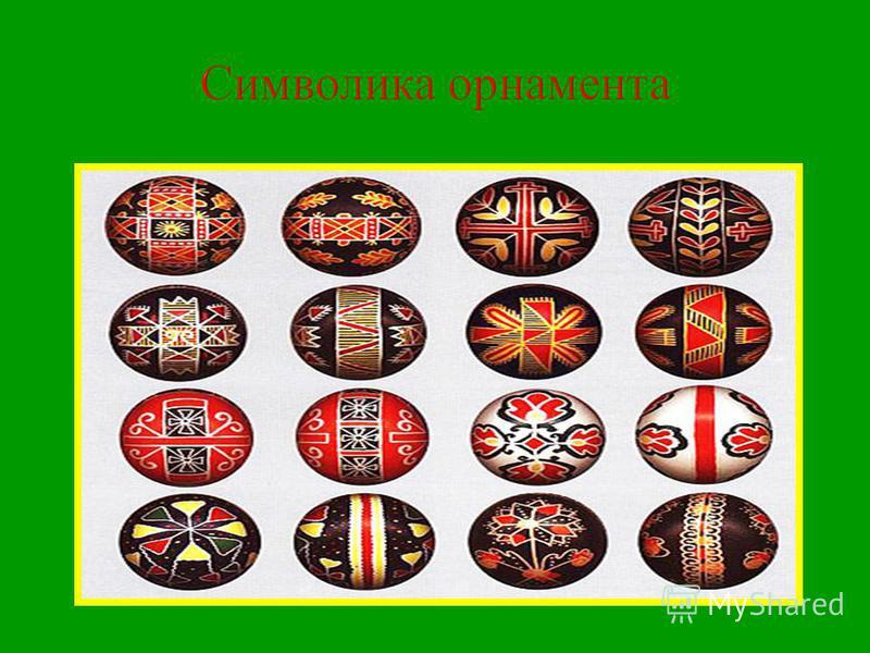 Символика орнамента