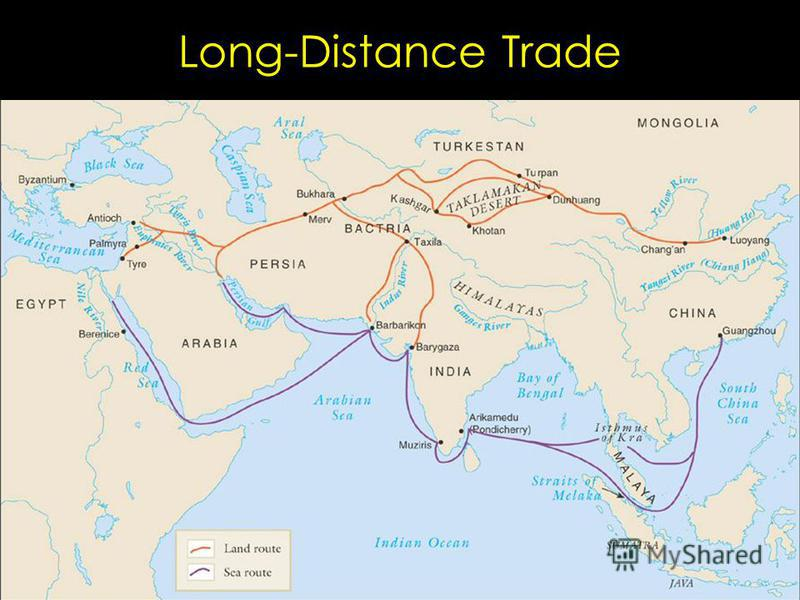 Long-Distance Trade