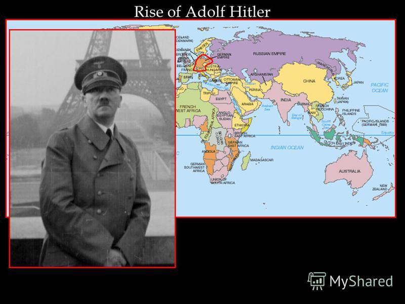 rise of adolf hitler