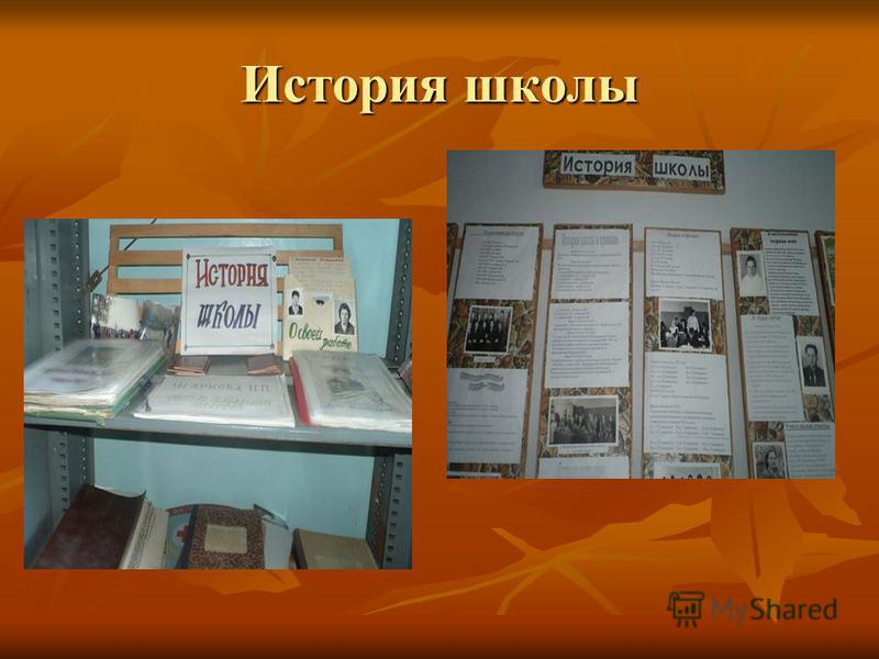 История школы