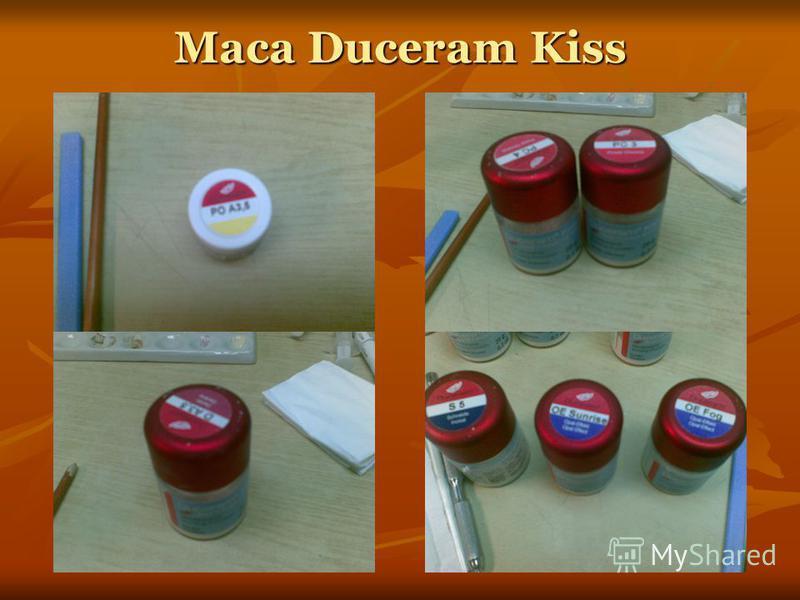Маса Duceram Kiss