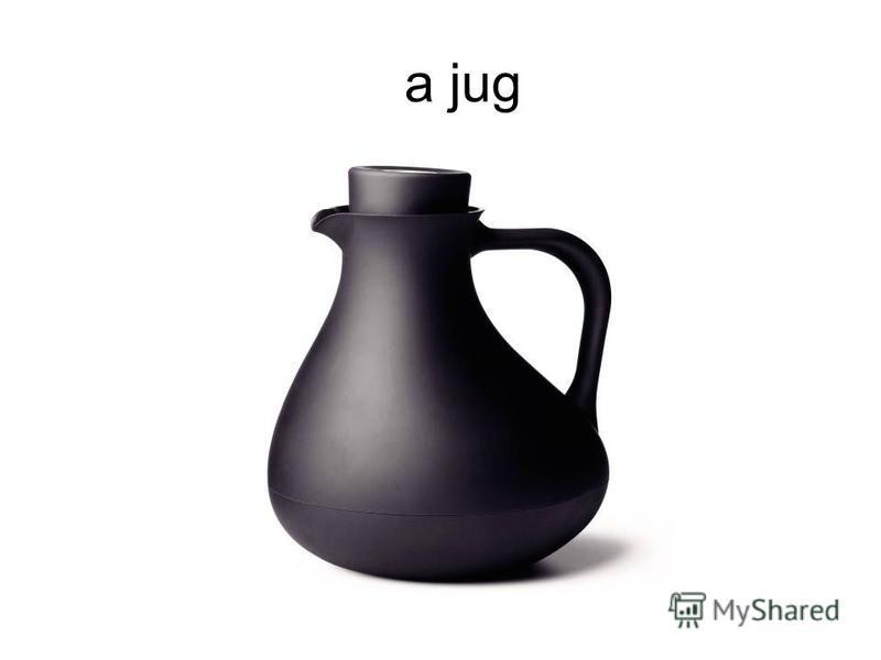a jug