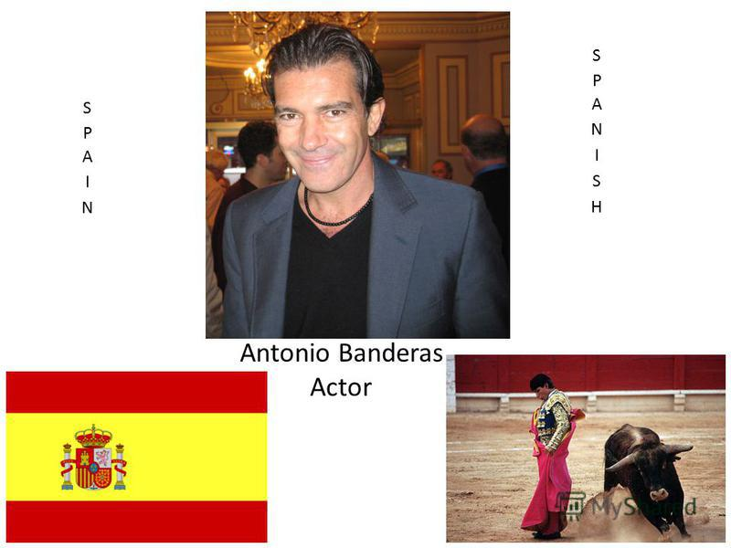 Antonio Banderas Actor