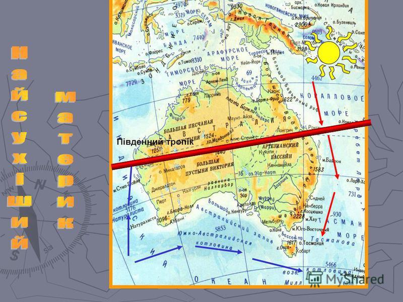 Південний тропік
