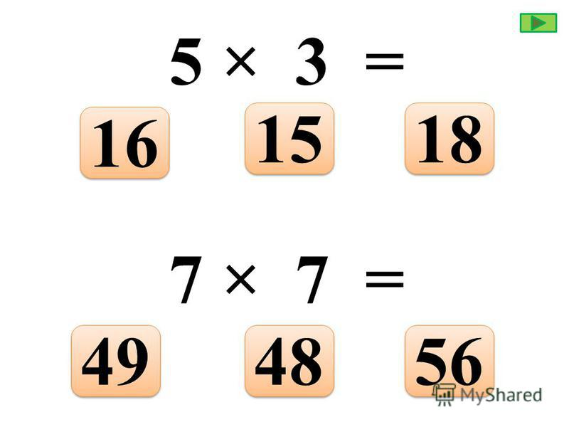 6 × 8 = 564248 3 × 9 = 271821