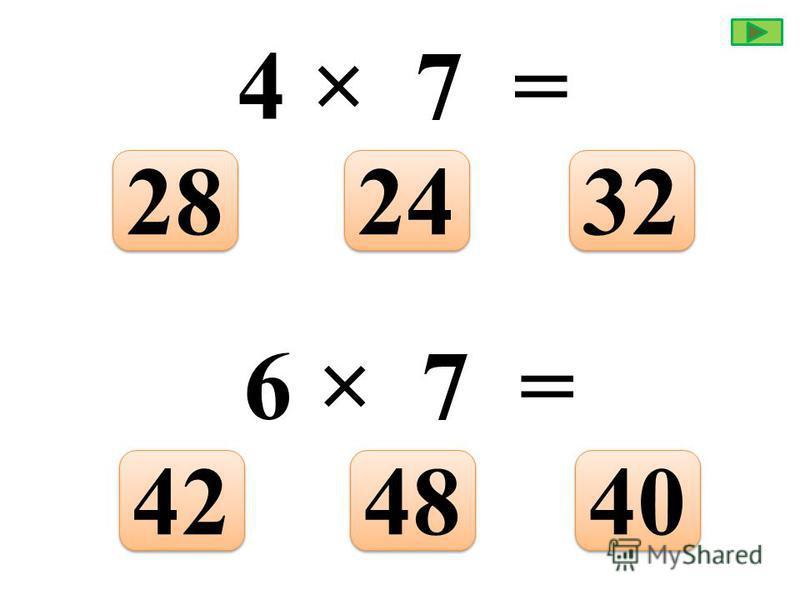 2 × 6 = 141812 4 × 3 = 121516